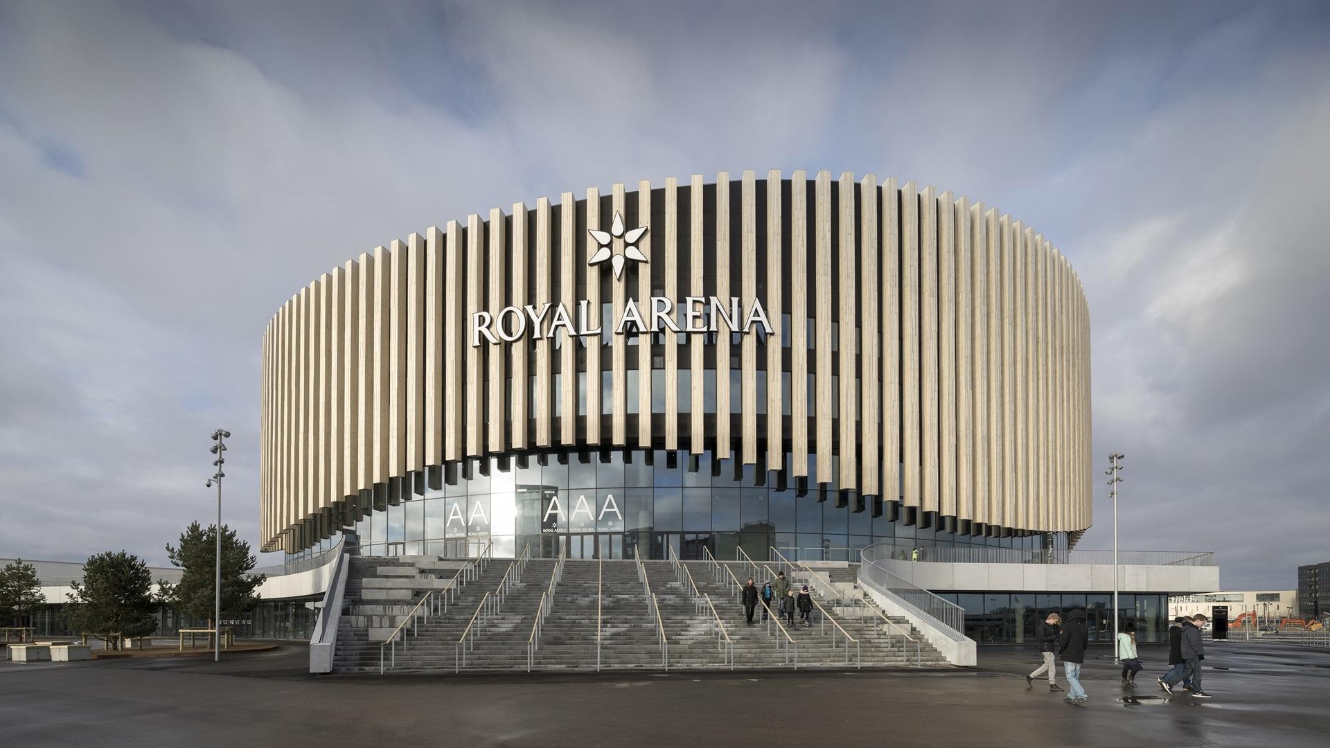 royal arena ørestad syd