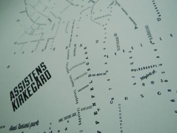Lækker Plakat-typografi for lokalpatrioter | Magasinet KBH XR-86