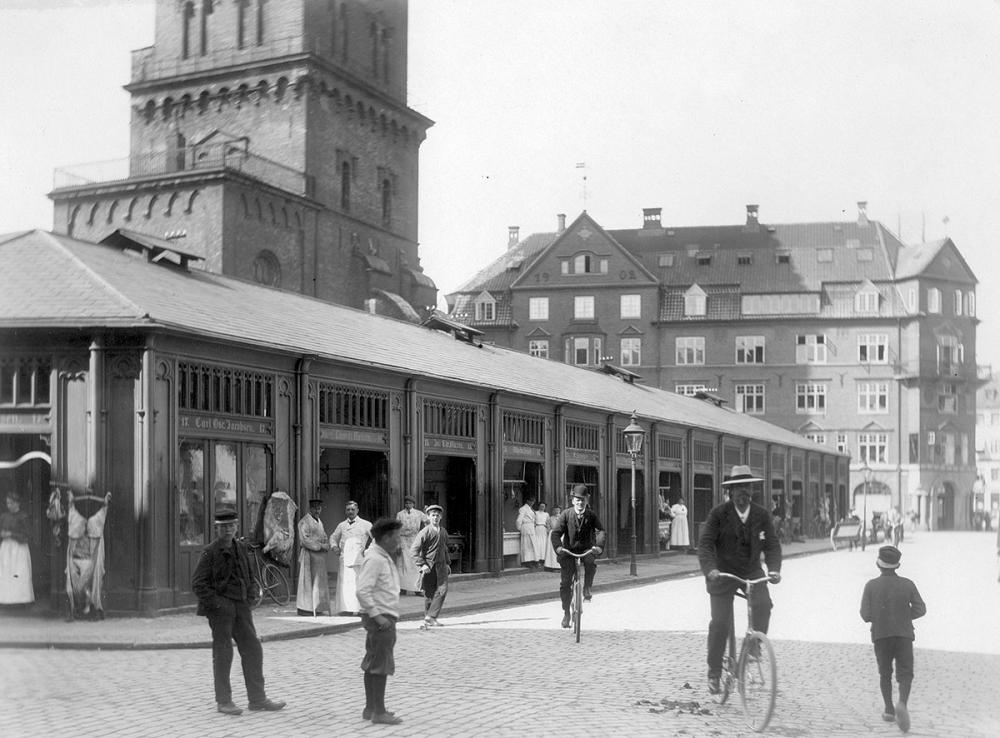 Nikolaj Plads 1908