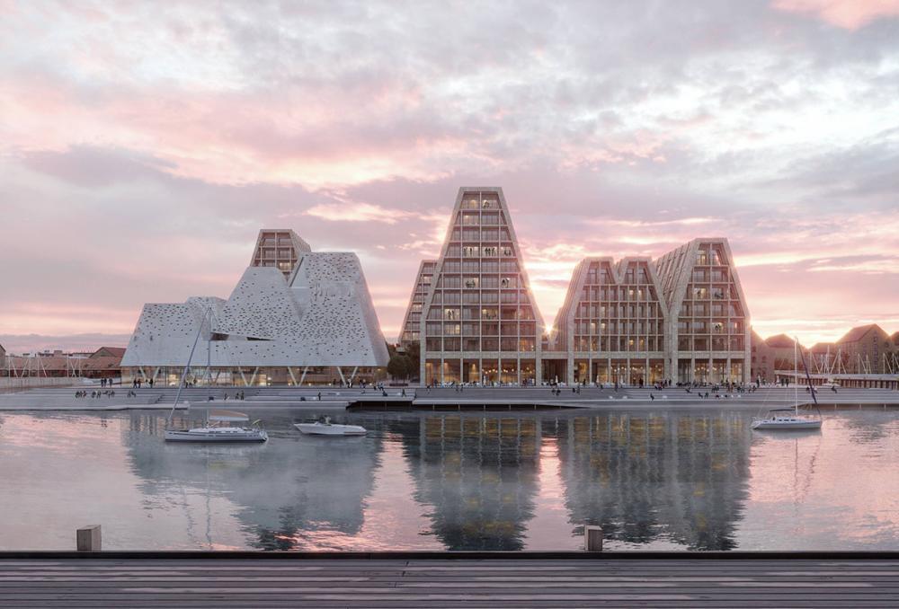 Papirøen 2021 helhed