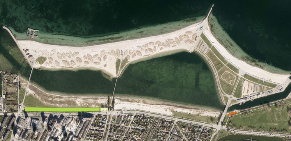 Amager Strandpark oversigt
