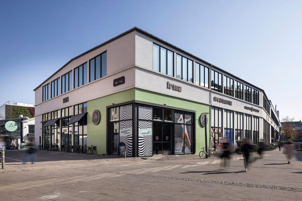 Amager Centret ombygget 2020