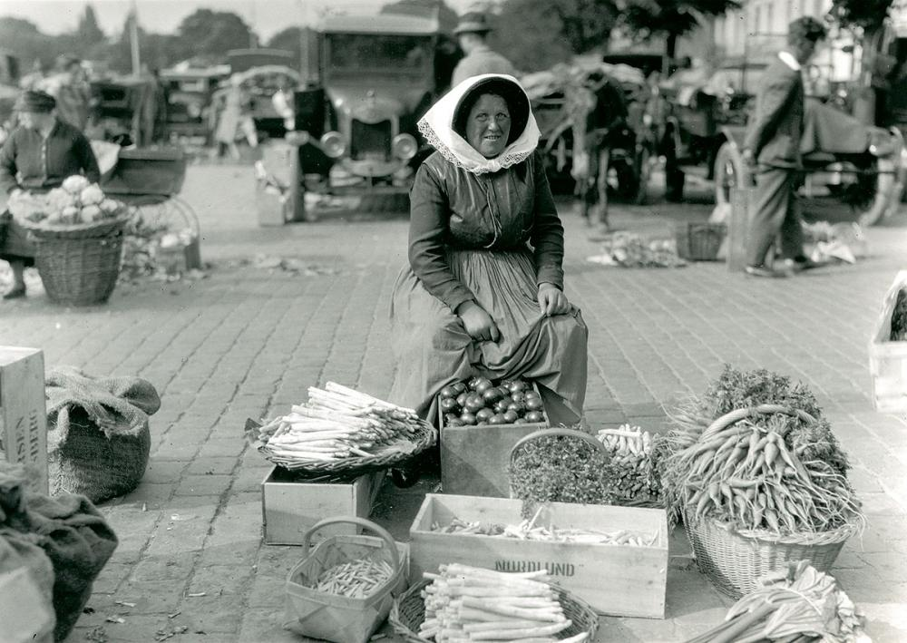 Israels Plads 1930