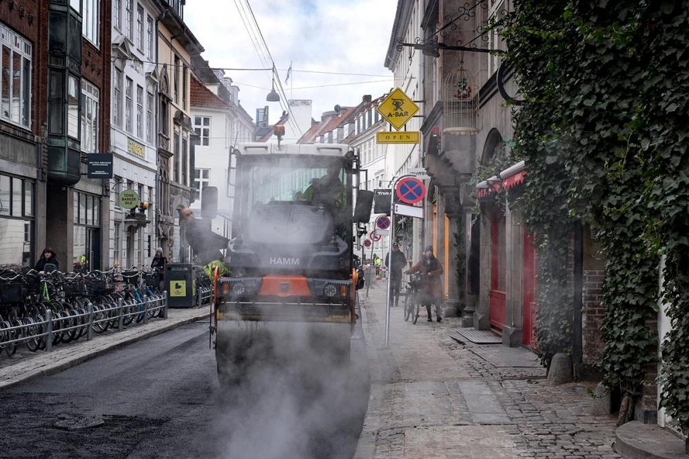 Renovering af Københavns infrastruktur