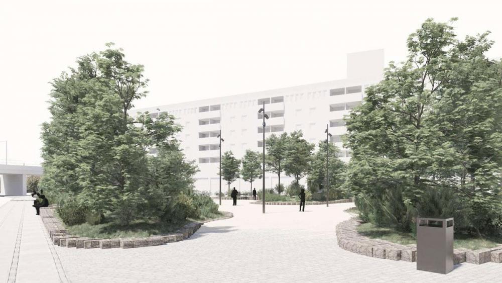 visualisering-basargrunden-nørrebro-station