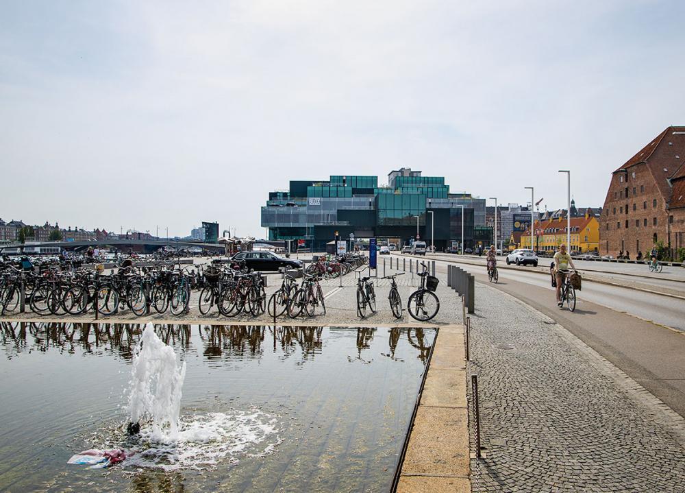 Blox Søren Kierkegaards Plads