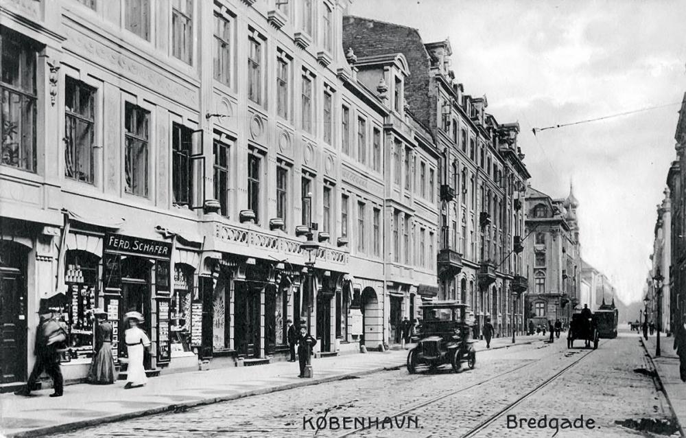 Bredgade 1905