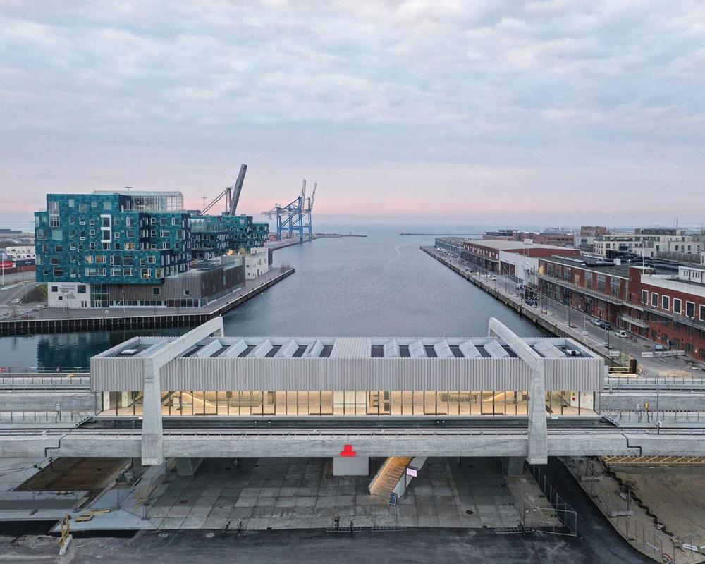 Station Nordhavn COBE