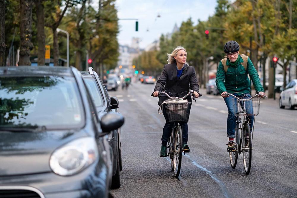Kørselsafgift Frederiksberg Kommune