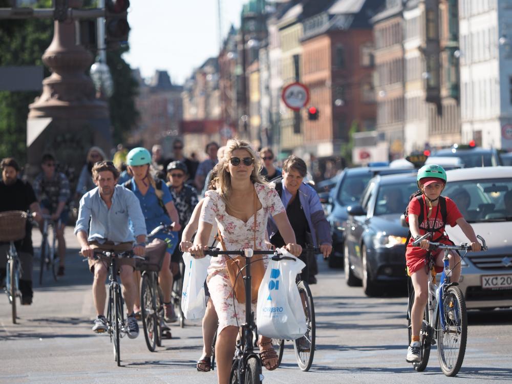 cyklister københavn