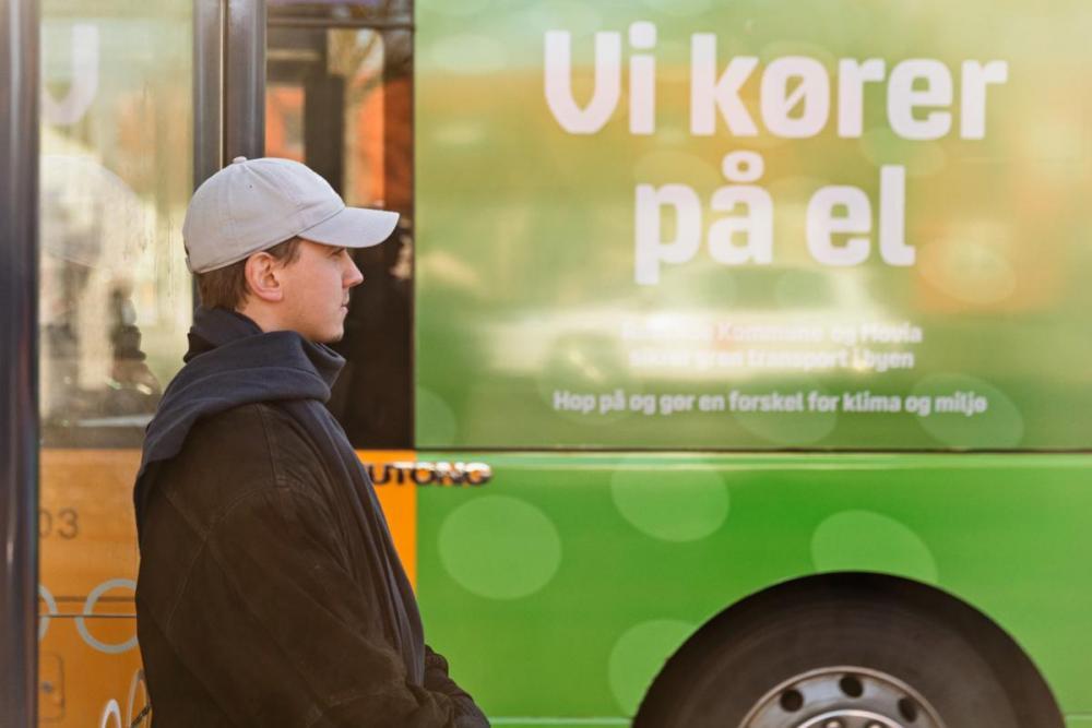 Elbus koebenhavn