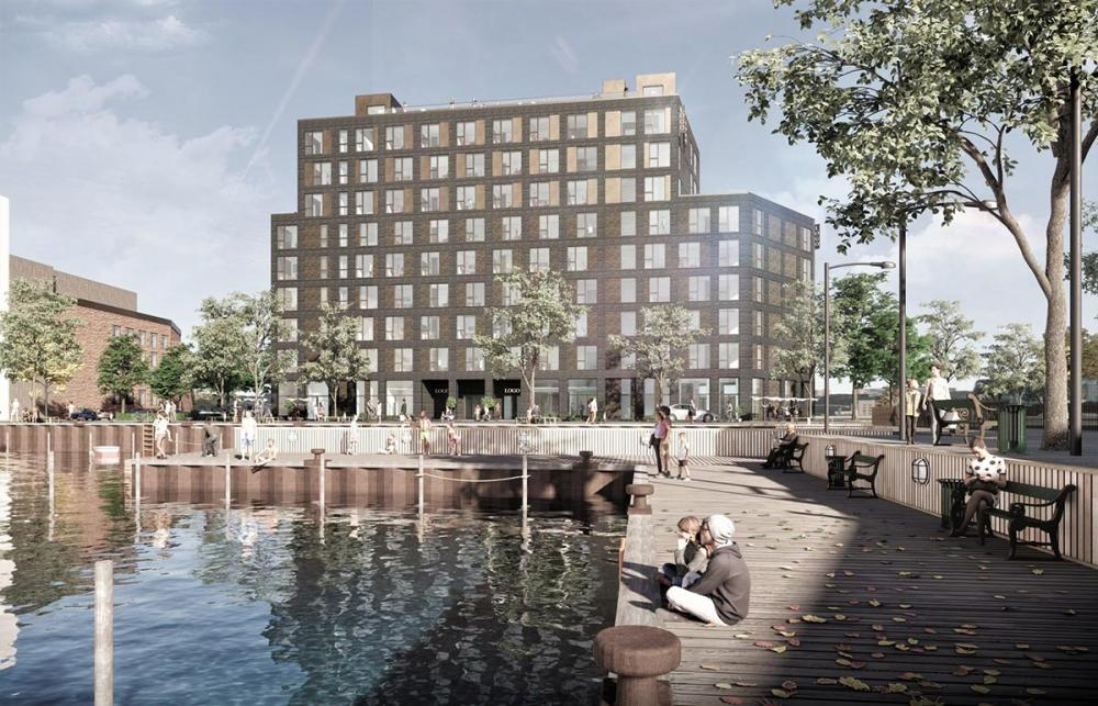 Hotel Joyn på Enghave Brygge