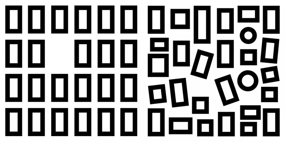 Byplaner grid kaos
