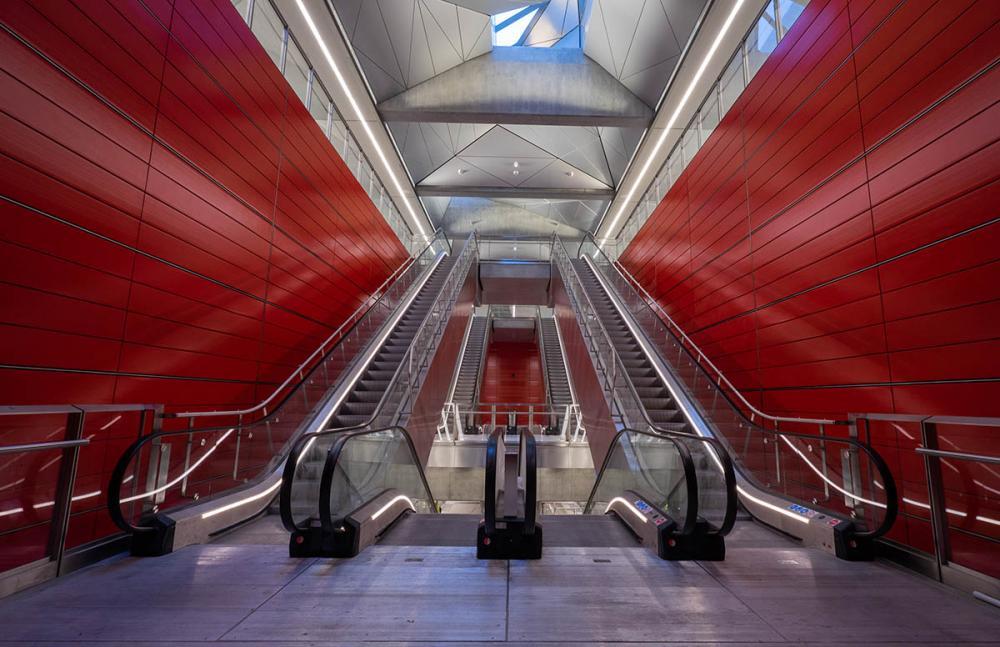 metrostation Københavns Hovedbanegård