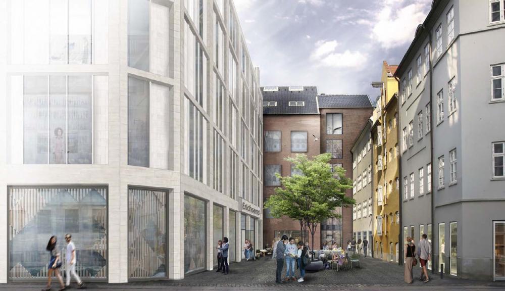 Laksegade København projekt