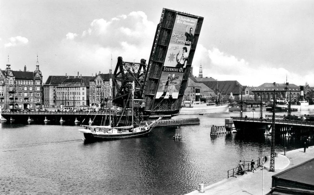 Langebro 1950