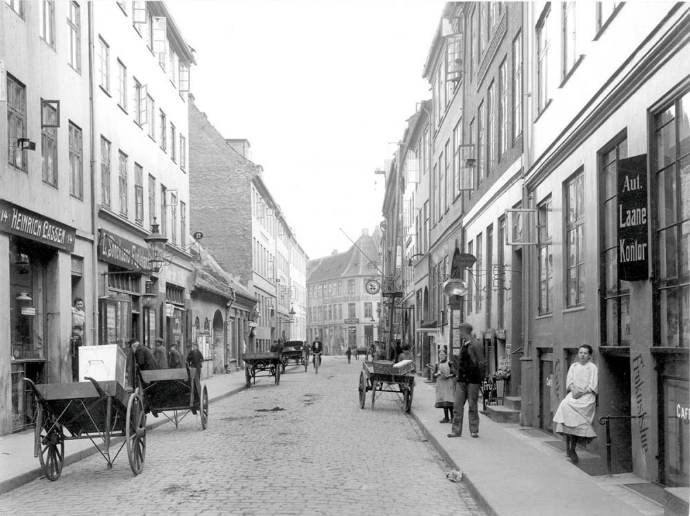 Larsbjørnsstræde 1909