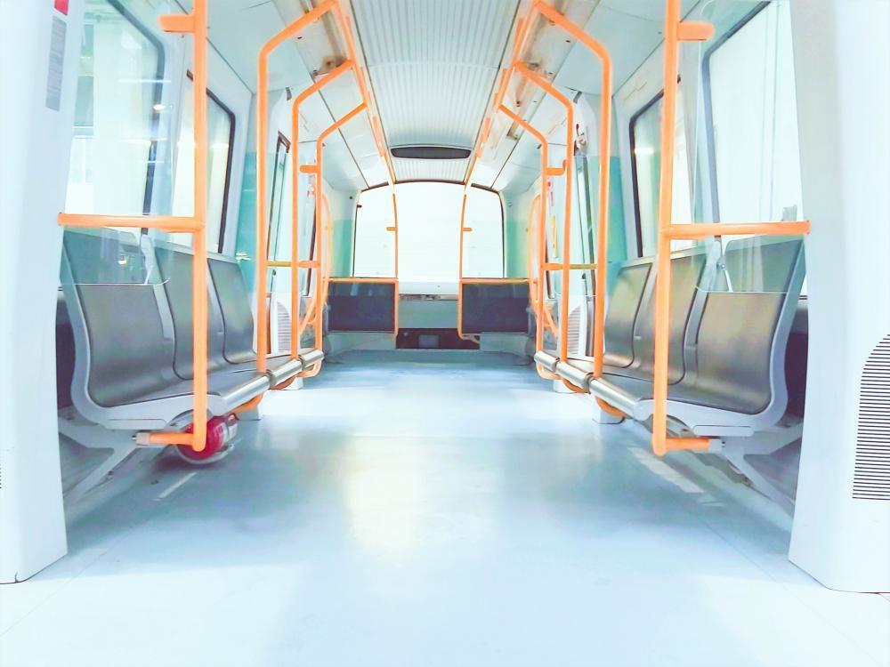 metro nye sæder