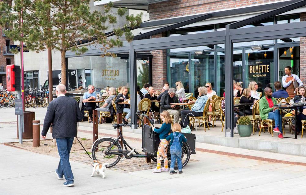 Nordhavn café