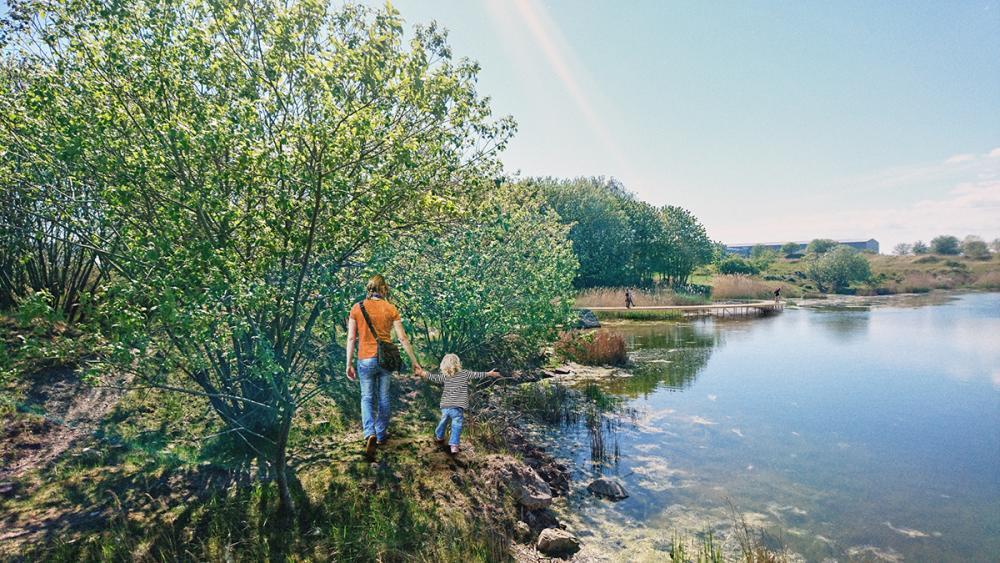 søer nordhavn naturpark