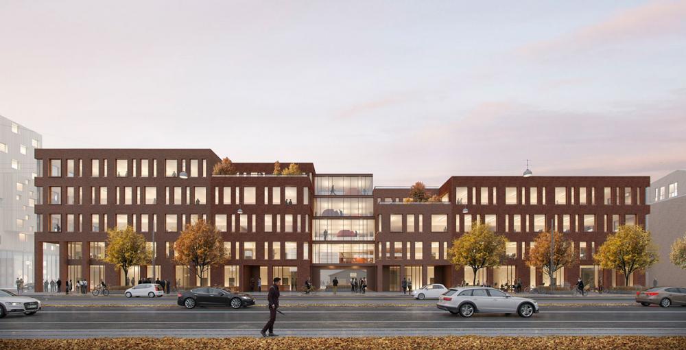 Nordhavn nyt byggeri portal aarhusgade