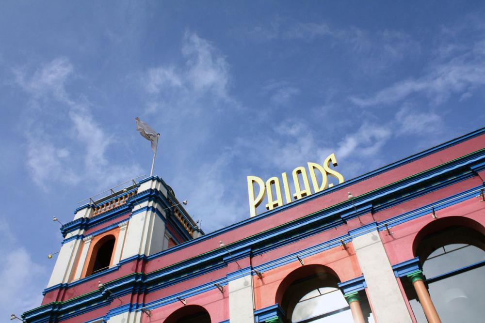 Palads Biograf København