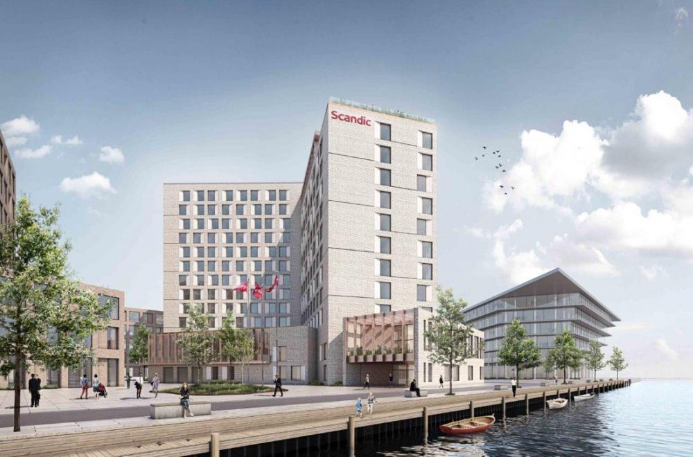 scandic hotel kastrup havn