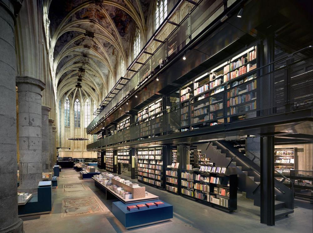 Selexyz Book store Maastricht