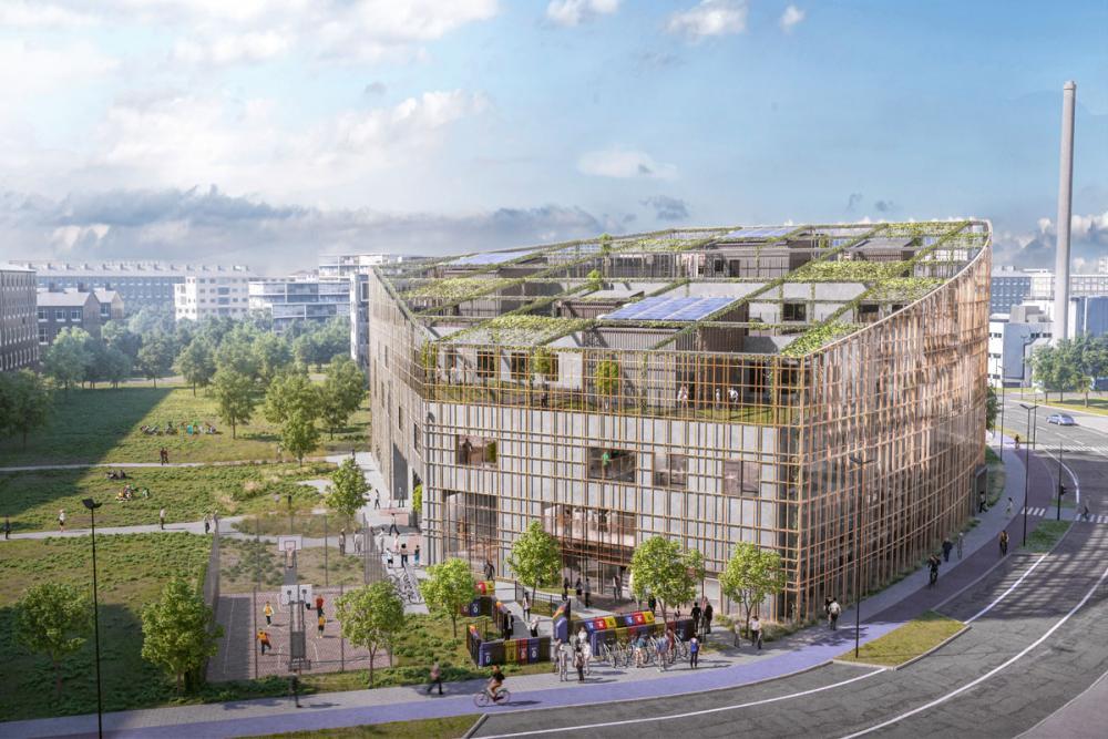 skolen sydhavnen udbygning