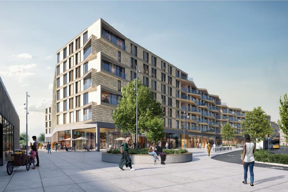Tårnby Torv projekt