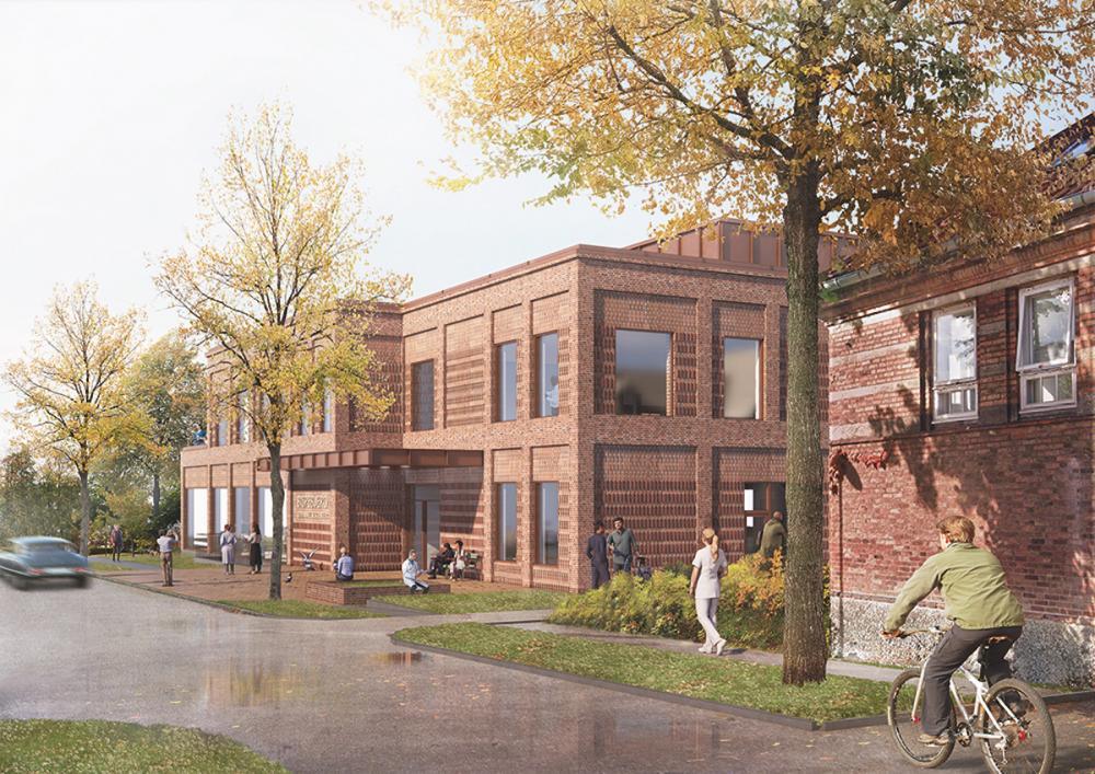 Nyt uddannelsescenter Bispebjerg Hospital