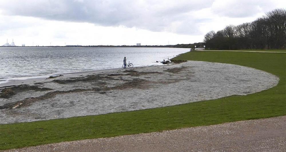 Valby Parken Strand