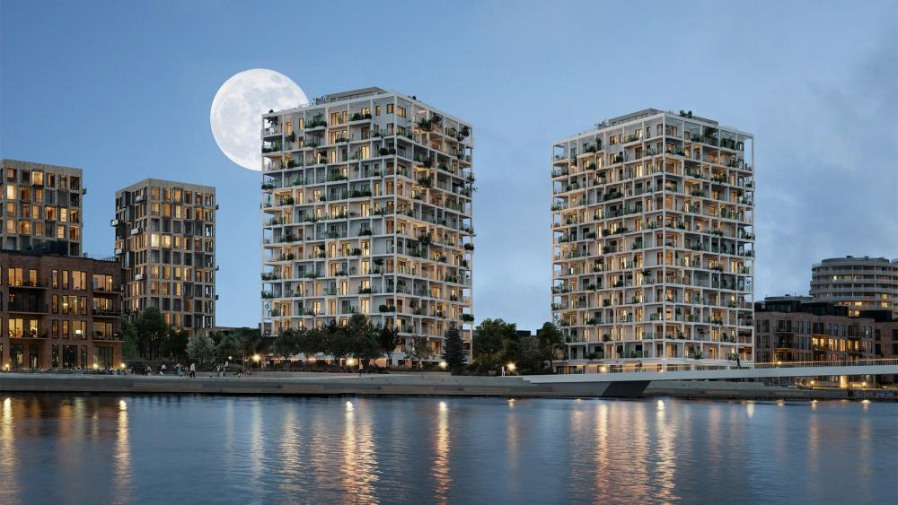 sirius havnebryggen henning larsen architects