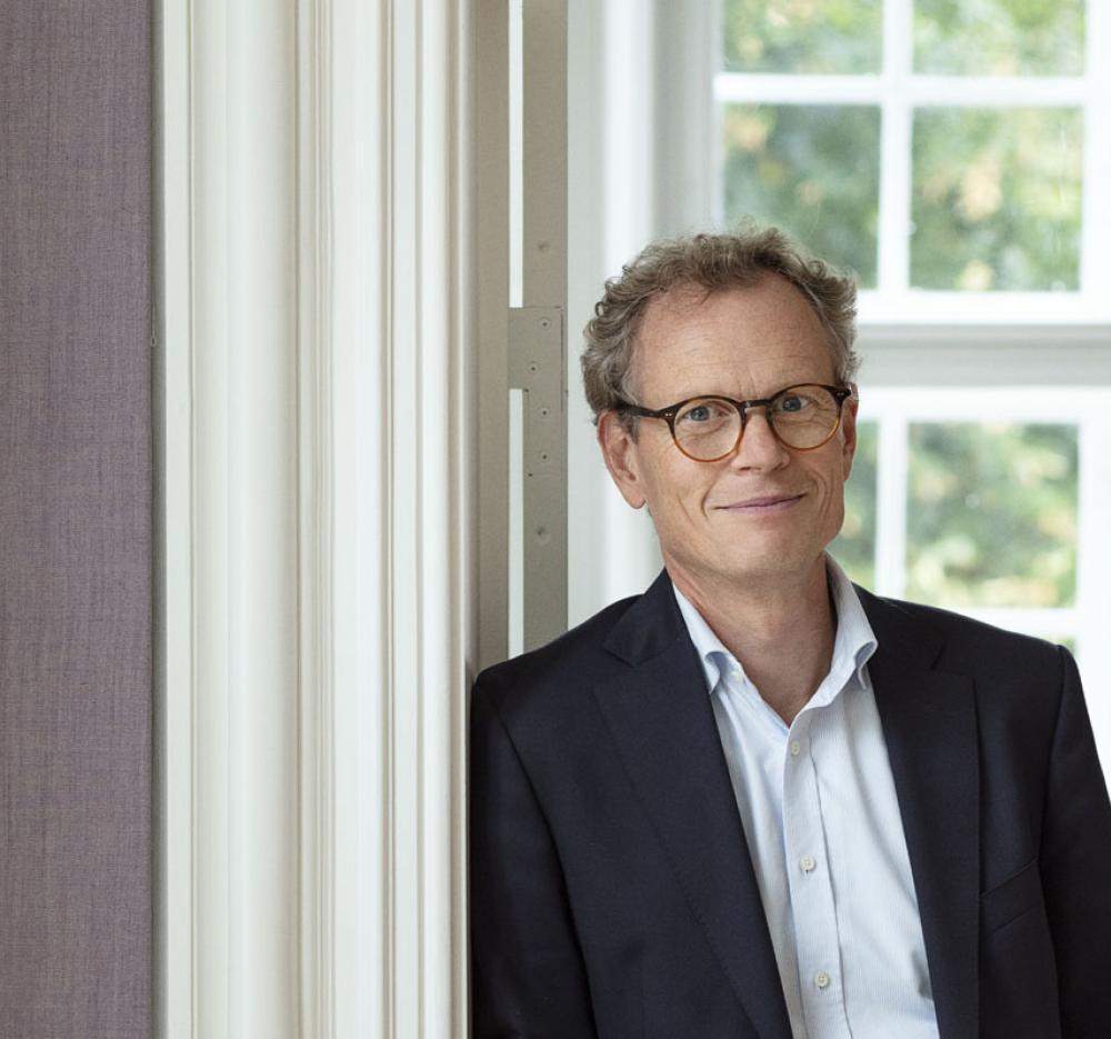 Direktør i Arkitektforeningen Lars Autrup