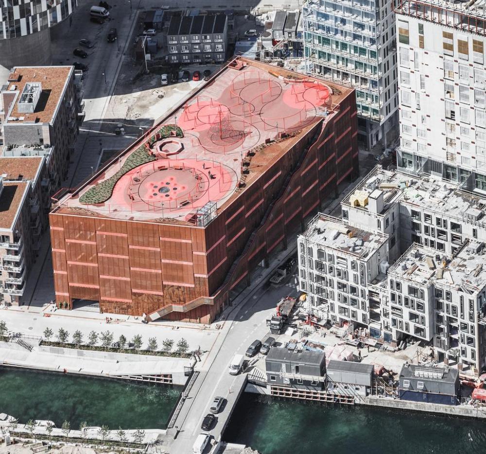 Nordhavn byggeri