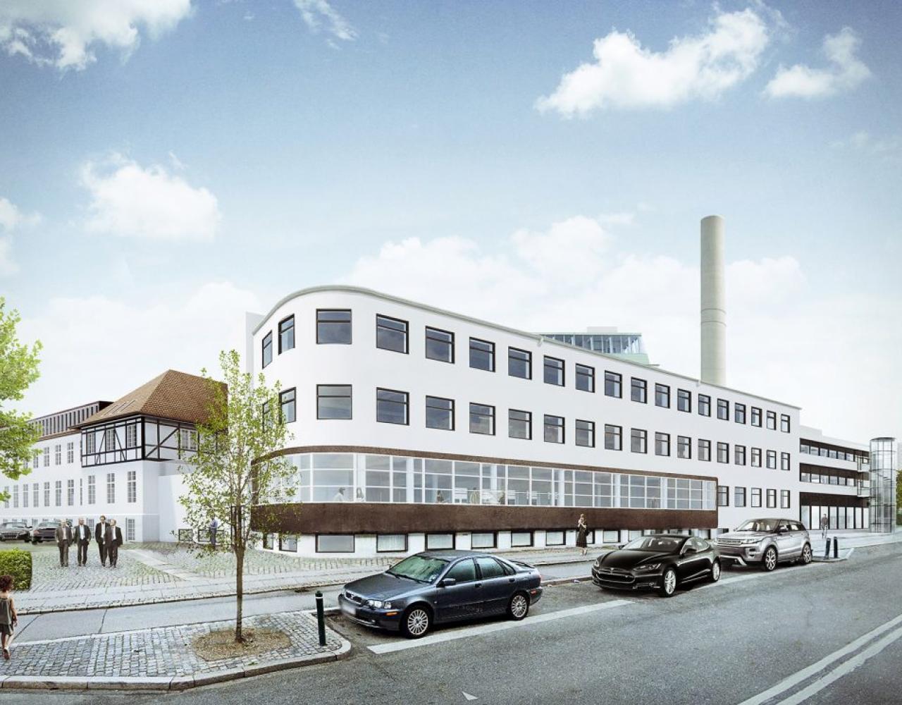 Jacobsens Hvide Fabrik