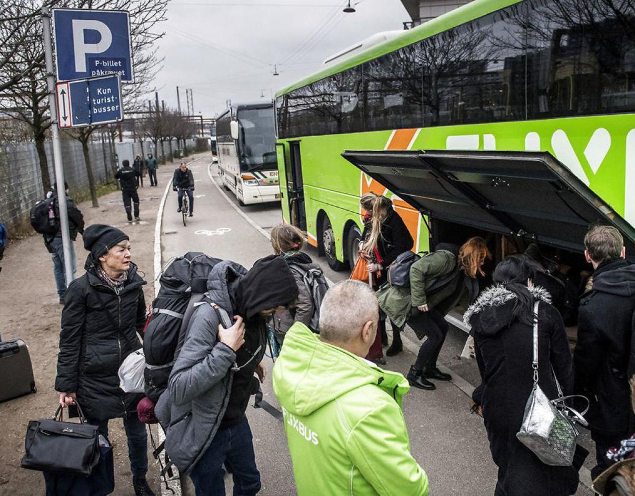 busser ingerslevsgade