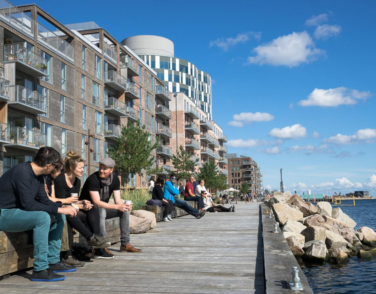 sandkaj brygge nordhavn