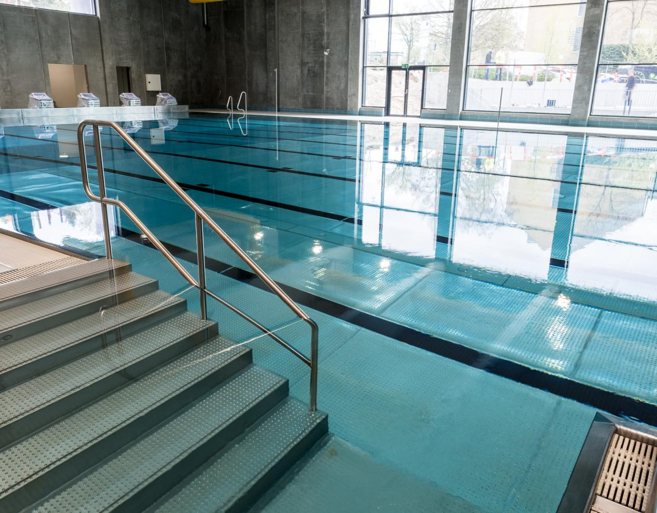 flintholm svømmehal basin