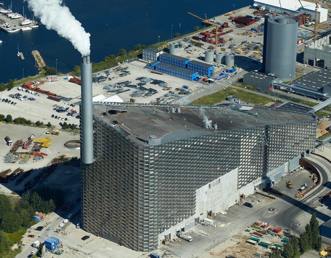 Copenhill Amager Bakke Bjarke Ingels BIG