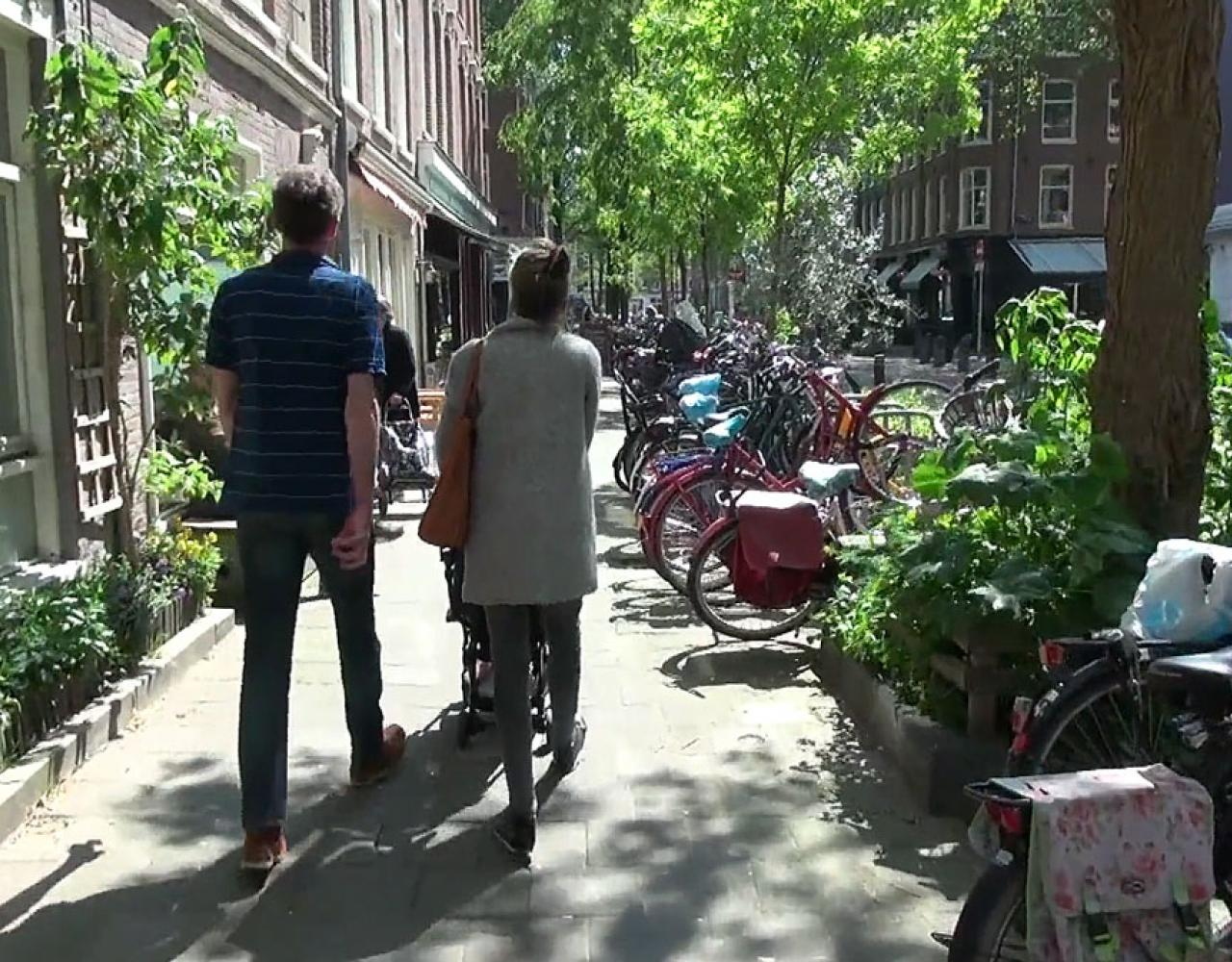 Amsterdam no parking