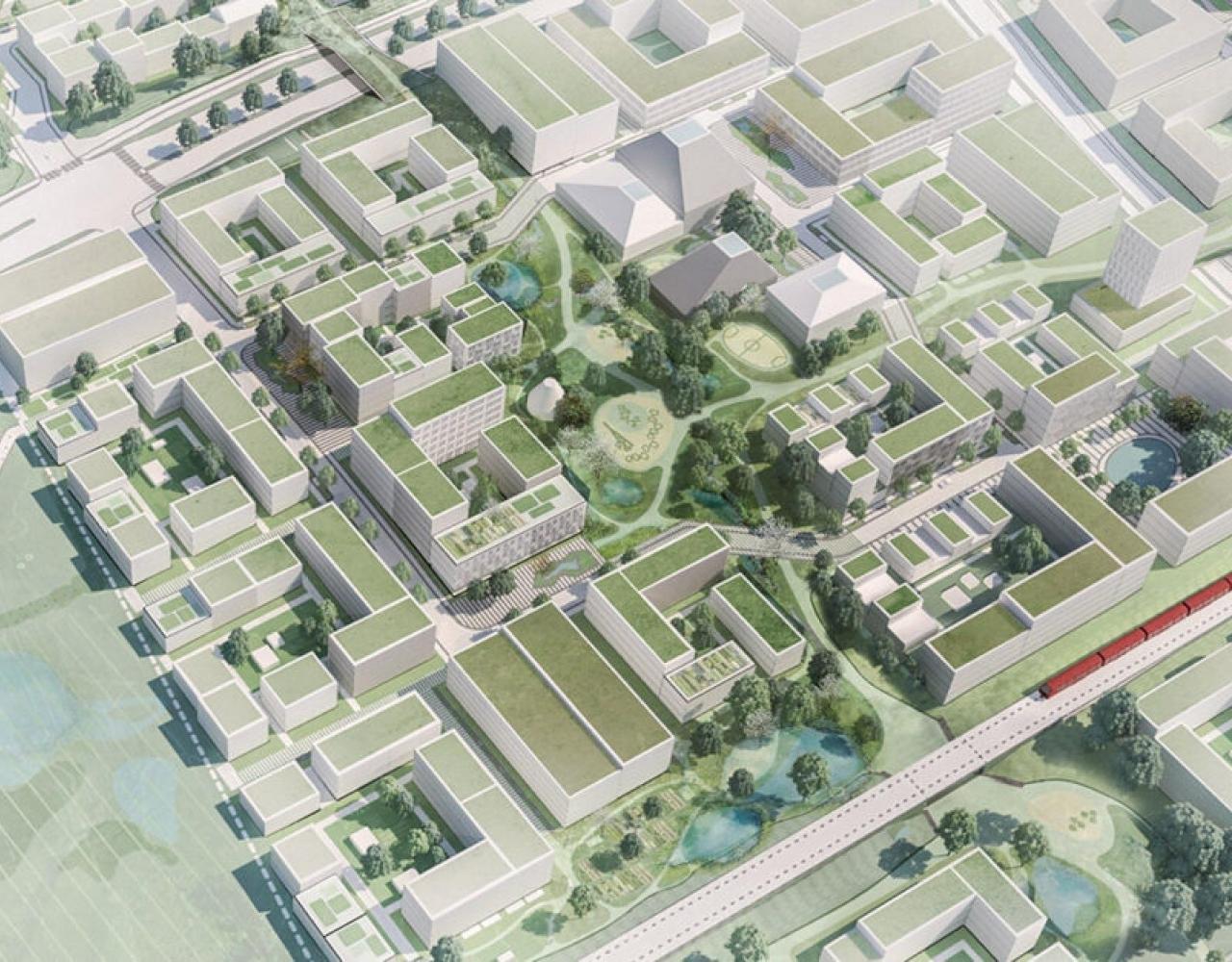 Kildedal Ballerup byudvikling