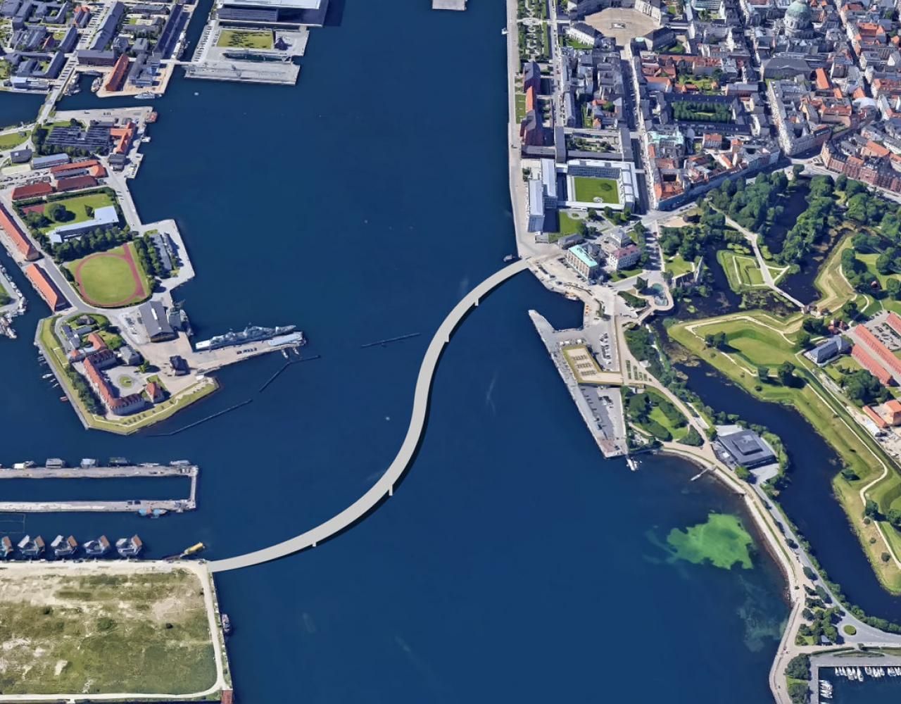 bro refshaleøen nordre toldbod