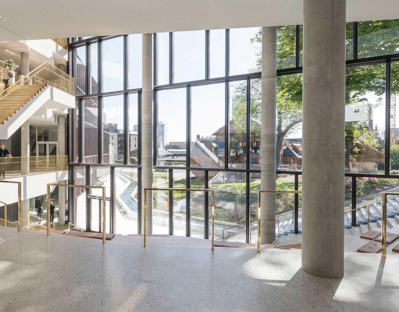 Carlsberg HQ Atrium