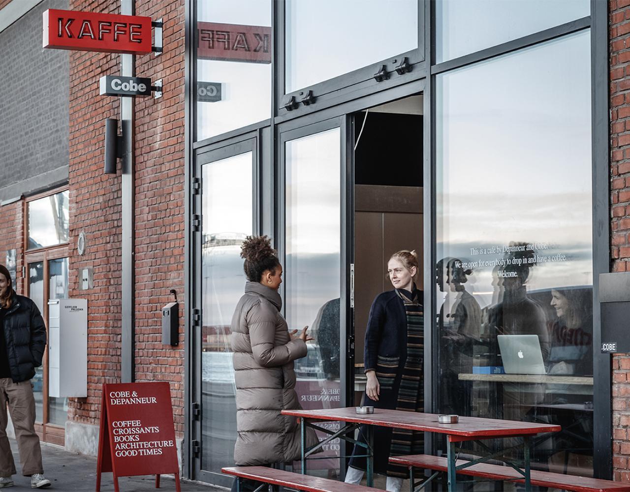 cobe depanneur nordhavn