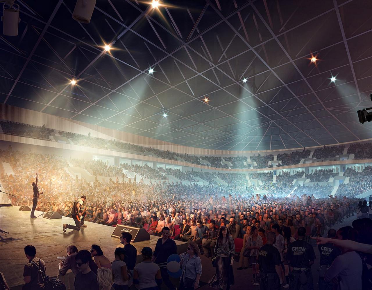koncert royal arena