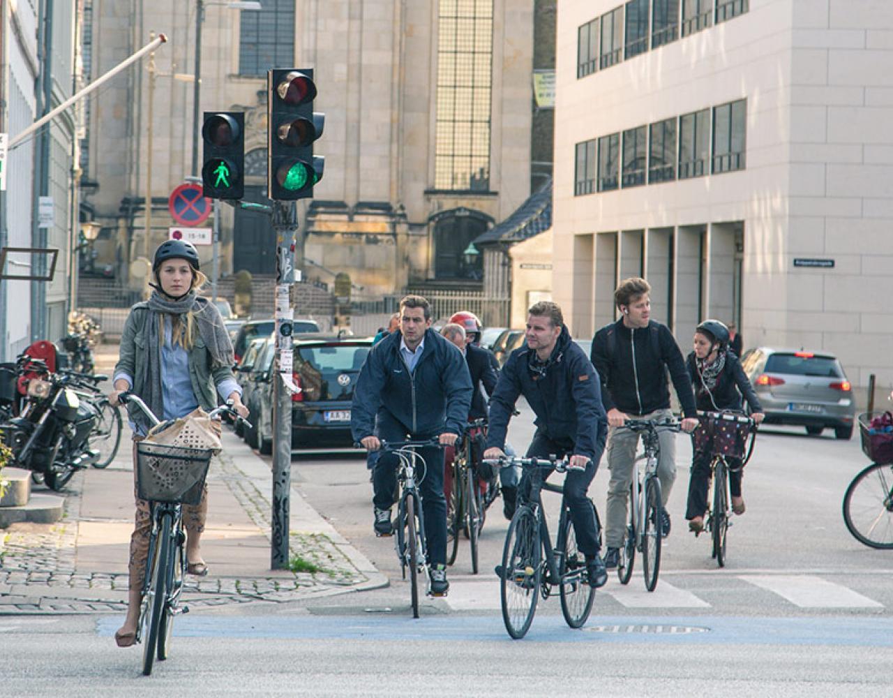 Torvegade som cykelgade