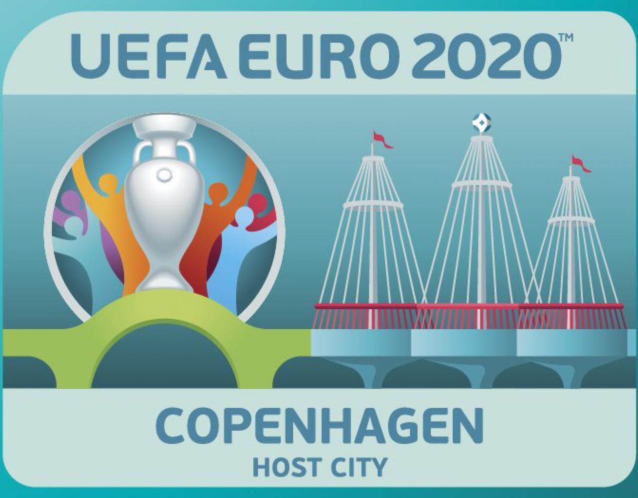 copenhagen logo euro 2020