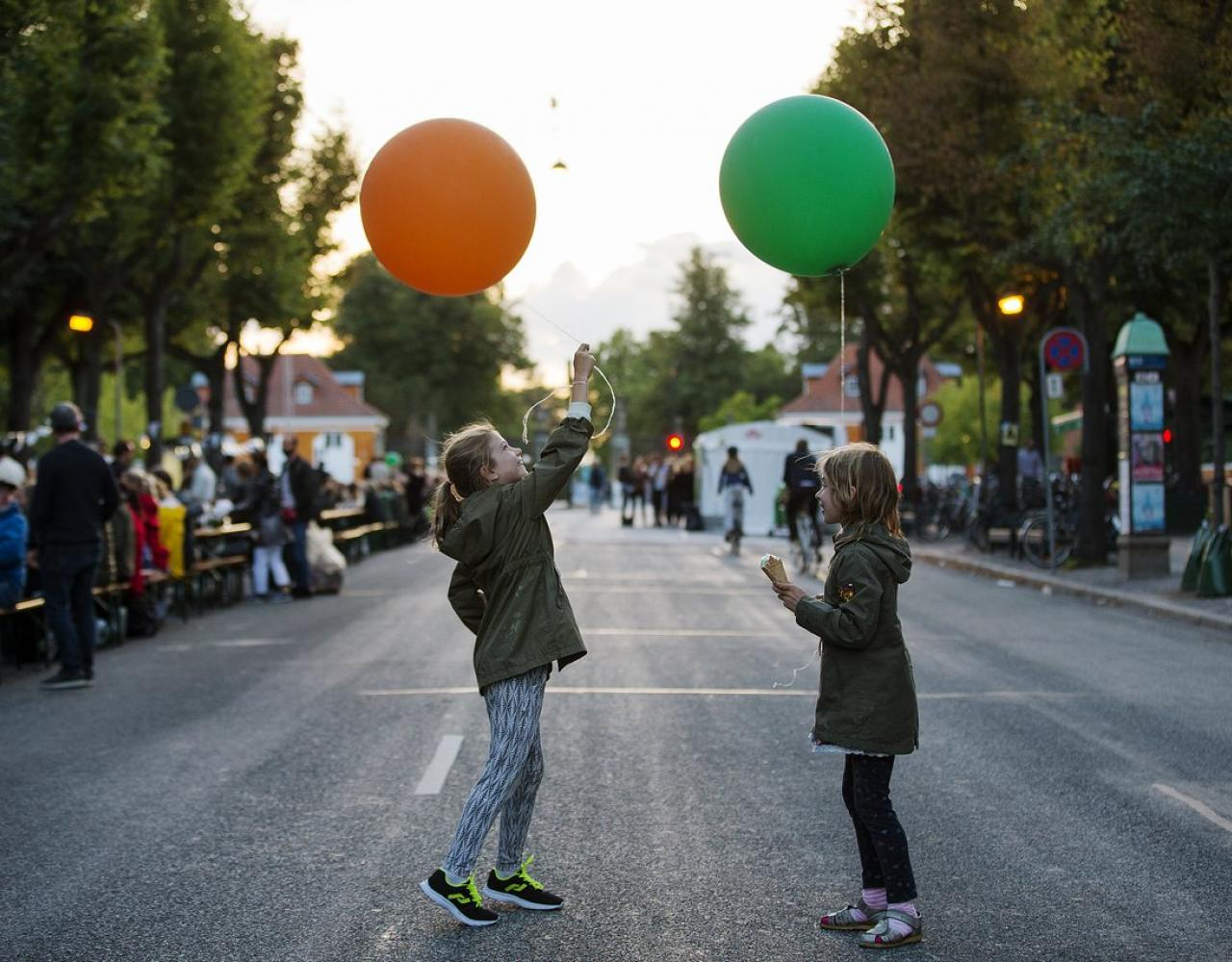 børn fest frederiksberg