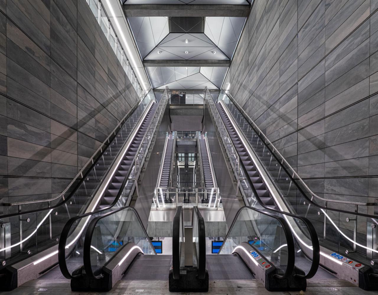 frederiksberg metro station